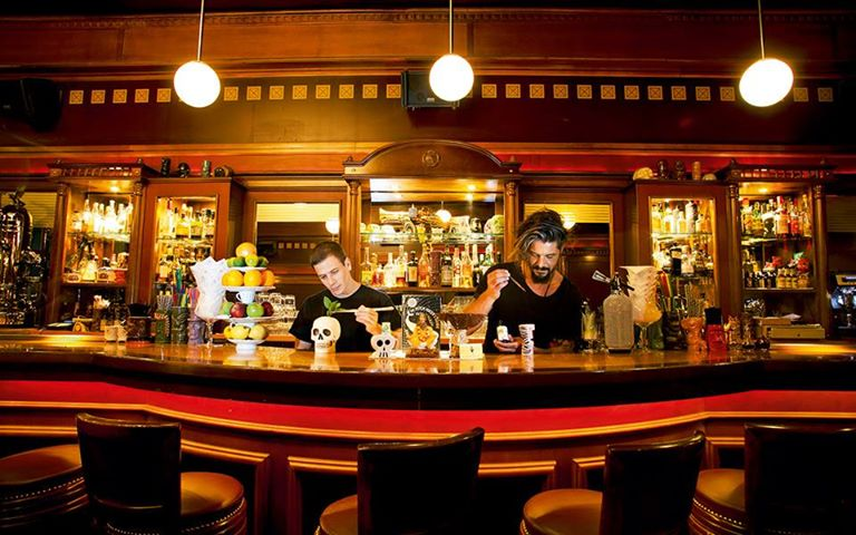 42 Bar. Athens. Cover Image on XploreGreece