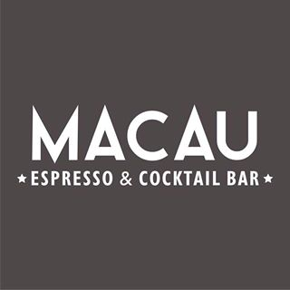 Macau Espresso & Cocktail Bar Logo Image on XploreGreece