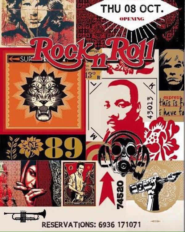 Rock n Roll Athens Cover Image on XploreGreece