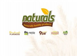 Naturals Flapjack & 9bars Cover Image
