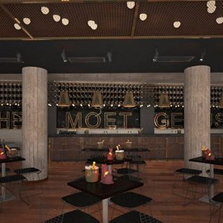 Moet Cafe Profile Image  - Lounge Bars - On XploreGreece