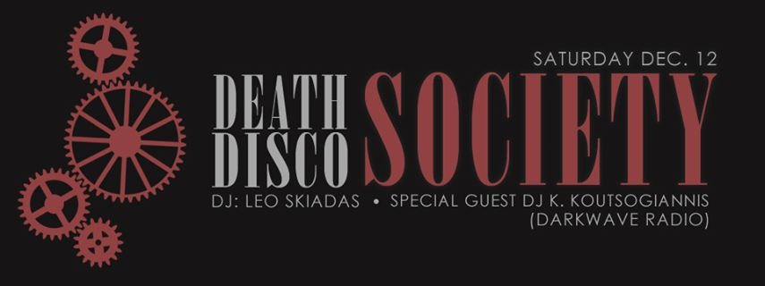 Death Disco Cover Image on XploreGreece