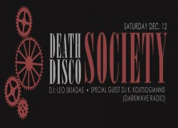 Death Disco Cover Image