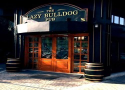 The Lazy Bulldog Pub Cover Image