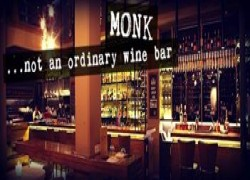 MONK   Grapes and Spirits Cover Image