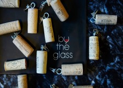 By the glass Cover Image
