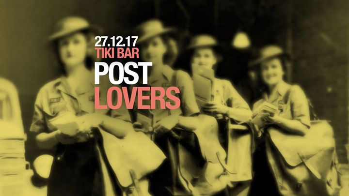 Post Lovers live at tiki Image