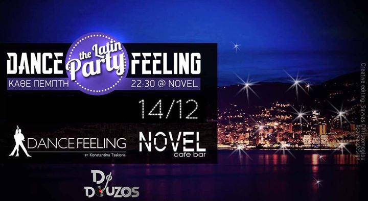 Latin Party by Dance Feeling Studio at NOVEL 14/12  Image