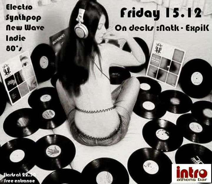 Electro | Synthpop | New Wave at Intro || Friday 15.12 Image