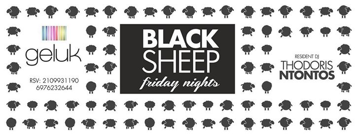 BlackSheep Fridays Event Image